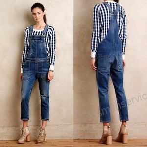 Citizens of Humanity Anthropologie Audrey Overalls